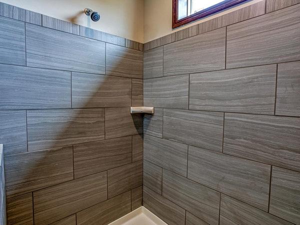 Manufactured home bathroom