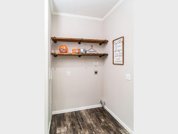 Special interior design options