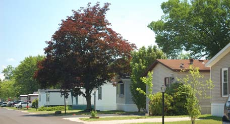 Home, Michigan Manufactured Housing Association