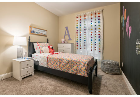 Champion Manufactured Home bedroom